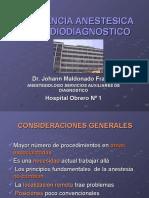 ANESTESIA PEDIATRICA FUERA DE QUIROFANO.ppt