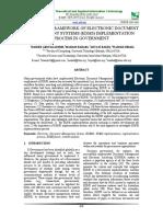 Framework Edms