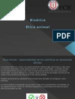 Etica Animal