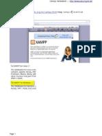 XAMPP Installation Guide