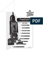 Bissell Vacuum Cleaner 6594 6579