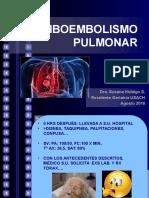 Tromboembolismo Pulmonar 2016 Final