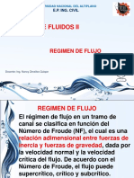 9 Regimenes de Flujo