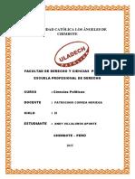 Monografìa Villalobos Aponte