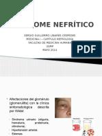 Síndrome Nefrítico.pptx