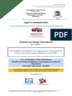 Appel Communication Accomp2016