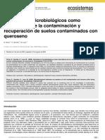 PDF - Indicadores Microbiologicos - Marcadores de Contaminacion y Recuperacion de Suelos con HCs..pdf