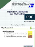 Projeto de Transformadores