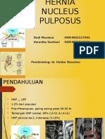 Referat Hernia Nucleus Pulposus