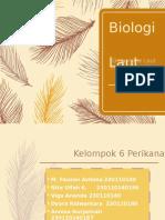 Biologi Laut Ppt Makroalga