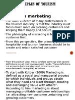 Tourism Marketing 2014