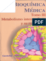 Metabolismo Intermediario y Su Regulación