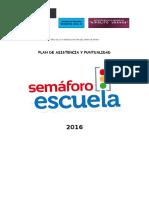 Plan de Asistencia y Puntualidad 2016