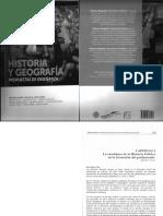 SALTO V. (2015) La enseñanza de la historia política en la formación del profesorado.pdf