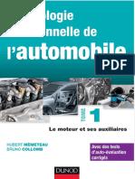 Technologie Fonctionnelle de l Automobile Tome 1