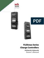 FLEXmax Controller Manual 2012