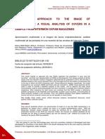 Análisis Multimodal de La Representación de La Pobreza