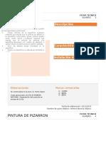 Ficha Material Pin Turas