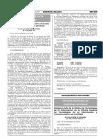 RESOLUCION JEFATURAL N° 0461-2016-ONAGI-J