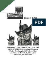 Western all italiana issue 70
