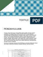 refrigerasi pada textile