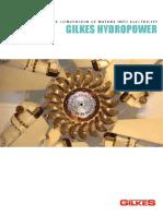 Catálogo Turbinas Gilkes