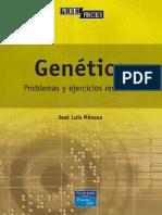 Genética-Mensua, José Luis