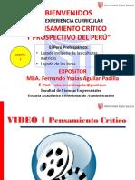 Sesion 1 Perú Prehispanico Resumen