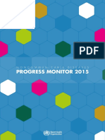 NCD Progress Monitor 2015