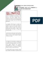 Cuestionario Historia Del Derecho Mexicano