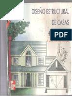 Diseño Estructural de Casas Habitacion