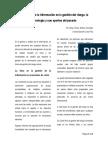 La Gestión de La Información en La Gestión Del Riesgo, La Tecnología y Sus Aportes Del Pasado
