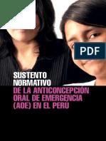 PROMSEX-SustentoNormativoAOE