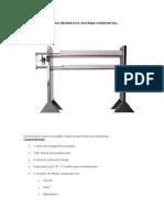 Prensa Neumática Sistema Horizontal