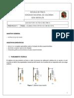 Guía. Calibración Estática de Un Resorte
