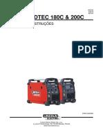 Manual Máquina de Solda