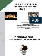 Estado de Situaciòn de La Infancia en Chile_mayo 2014