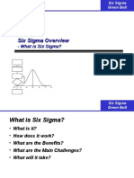 01 What is Six Sigma