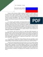 [Vnmun'16][Position Paper] [Nguyen Cao Viet Hung] [Disec] [Russia].