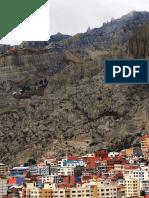 Deslizamientos en el Peru