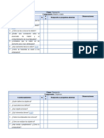 Formato Para Diagnóstico Preliminar