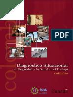Diagnostico SST en Colombia