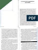 Sociología - Ppales Teorías - Weber - Parson
