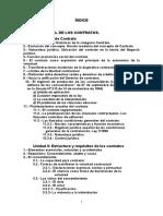 Teoría General de los Contratos - Germán Orozco
