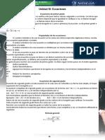 Manual Algebra Modulo 3