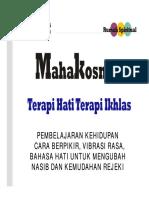 MAKALAH MAHAKOSMOS TERBARU