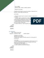 lesson plan Mathematics