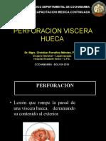 Ruptura Viscera Hueca y Maciza