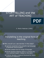 Storytelling and the Art of Teaching
