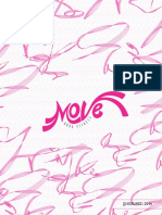 Manual de identidade visual MOVE